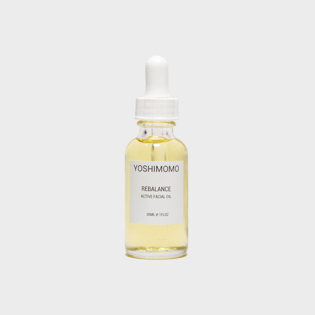 Rebalance Active Facial Oil with Salicylic Acid for Complexion Regulation and Control