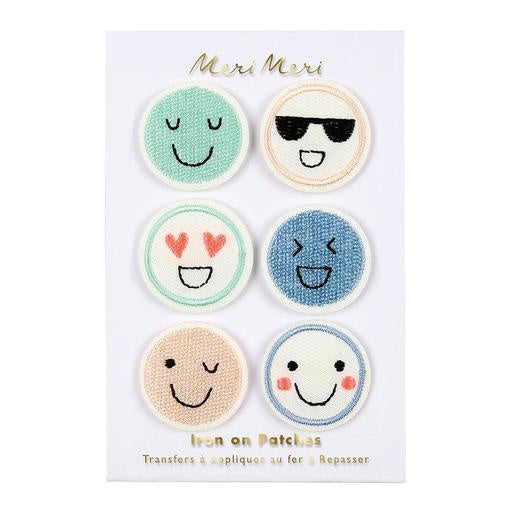 Meri Meri Emoji Patches