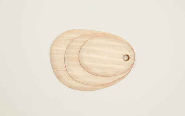 Hawkins New York Simple Cutting Board