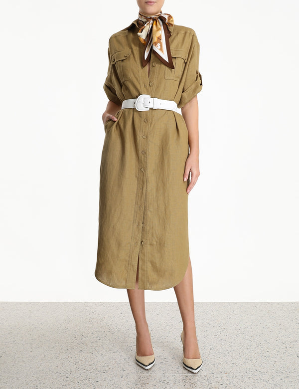 Zimmermann Super Eight Safari Midi