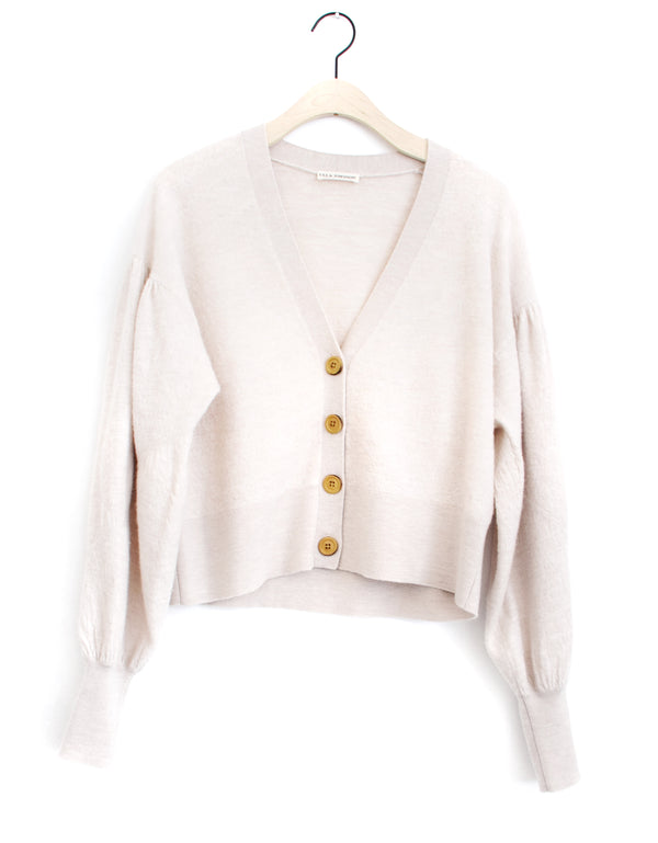 Ulla Johnson Ansel Cardigan Sand