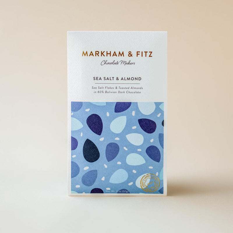 Markham & Fitz Sea Salt Almond