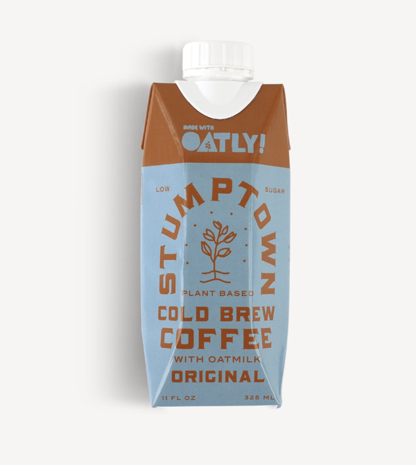 Stumptown Cold Brew RTD Oatly Original
