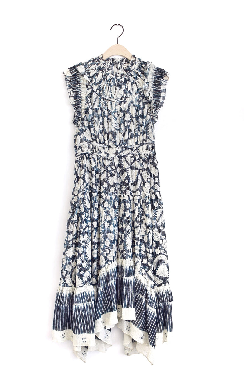 Ulla Johnson Amalia Dress Indigo