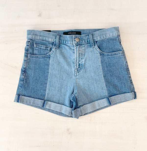 J Brand Johnny Mid Rise Short