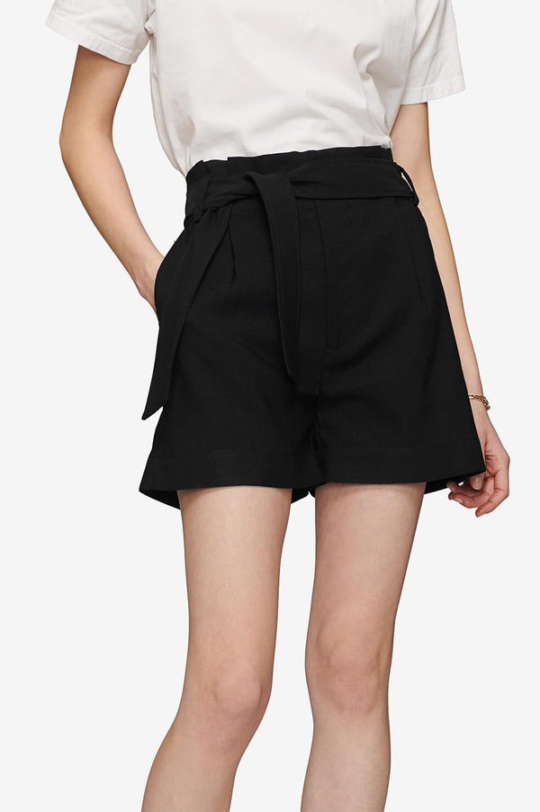 Anine Bing Kinsley Short Black