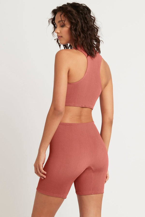 Bound by Bond-Eye The Campbell Crop Sienna Scuba