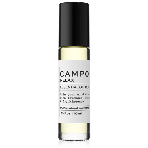 Campo Beauty Body Oils Relax Calming