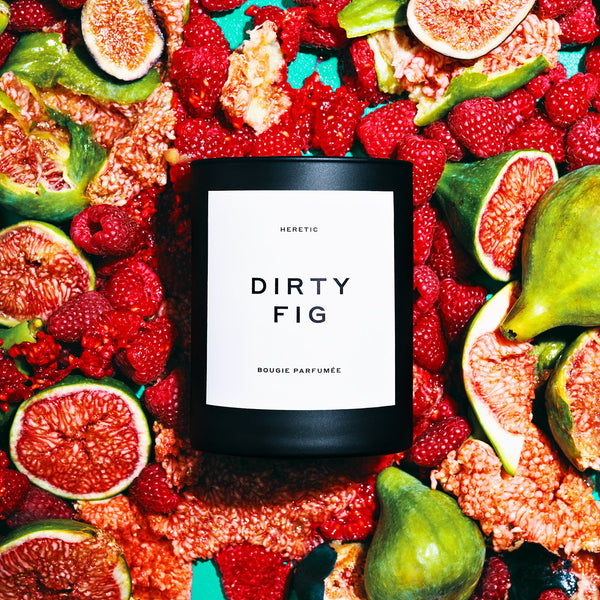 Heretic W-Dirty Fig Candle 10.5oz