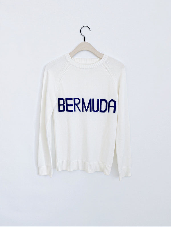 Bermuda Sweater Cream