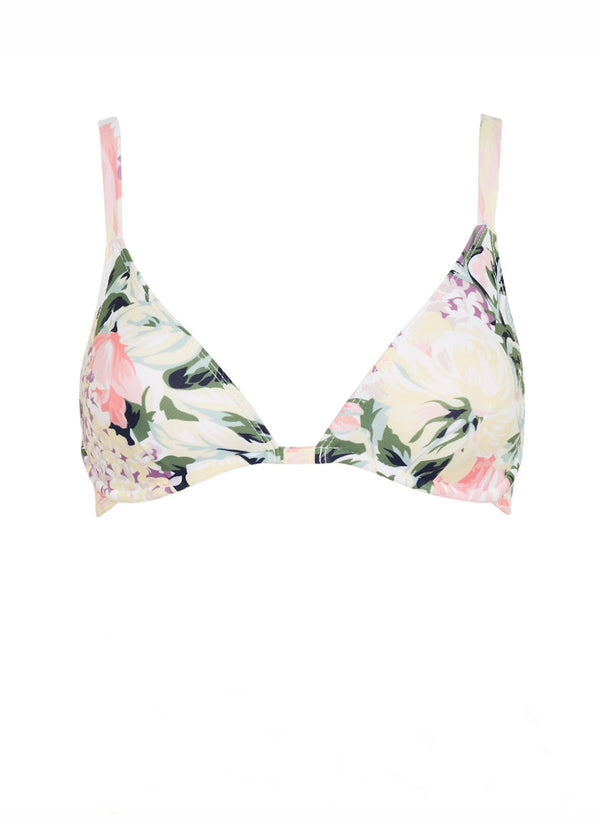 Faithfull the Brand Lavande Top Venissa Floral Print