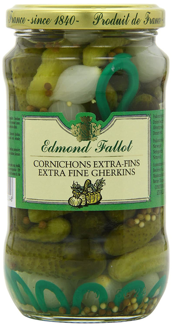 Fallot Gherkins 37cl