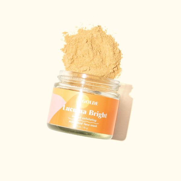 Golde Beauty Papaya Bright Instant Exfoliating Face Mask