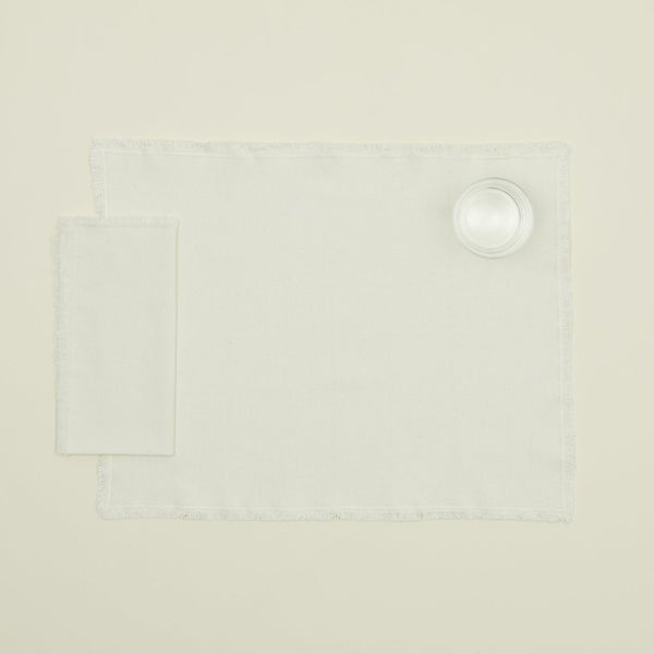 Hawkins New York Essential Cotton Placemat Set of 4 (PREORDER)