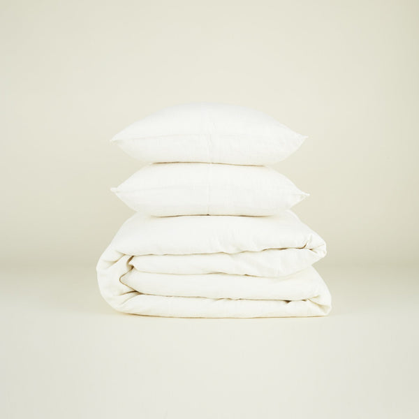 Hawkins New York Simple Linen Duvet Cover (PREORDER)