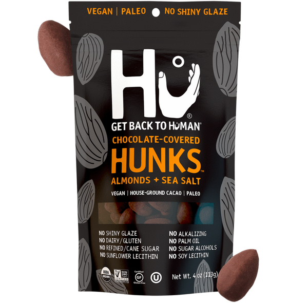 Hu Kitchen Hunks Almond Sea Salt