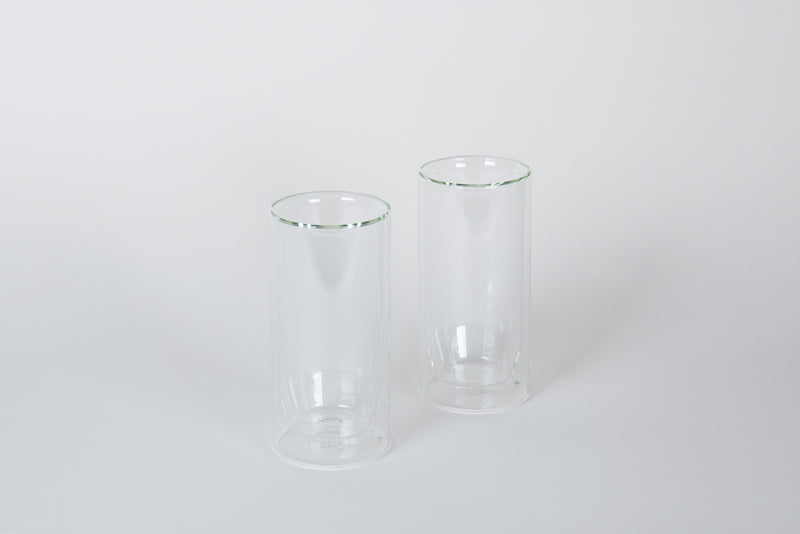 Yield Double Wall Glasses Set of Two