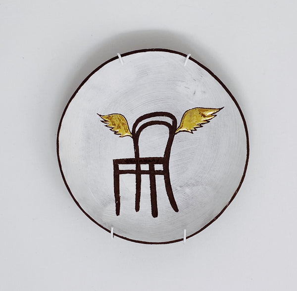Plates - Flying Chair