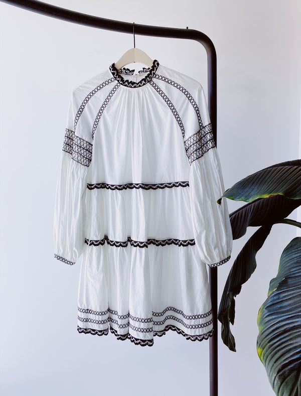 Ulla Johnson August Dress Blanc