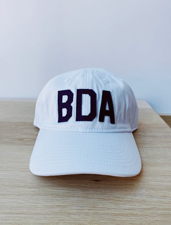 Bermuda Hat White/Navy