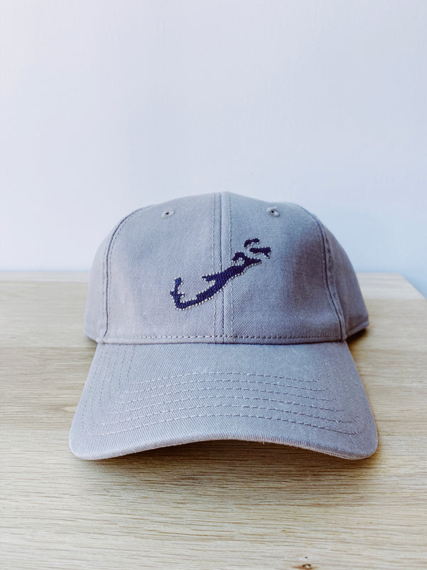Hat Grey/Navy