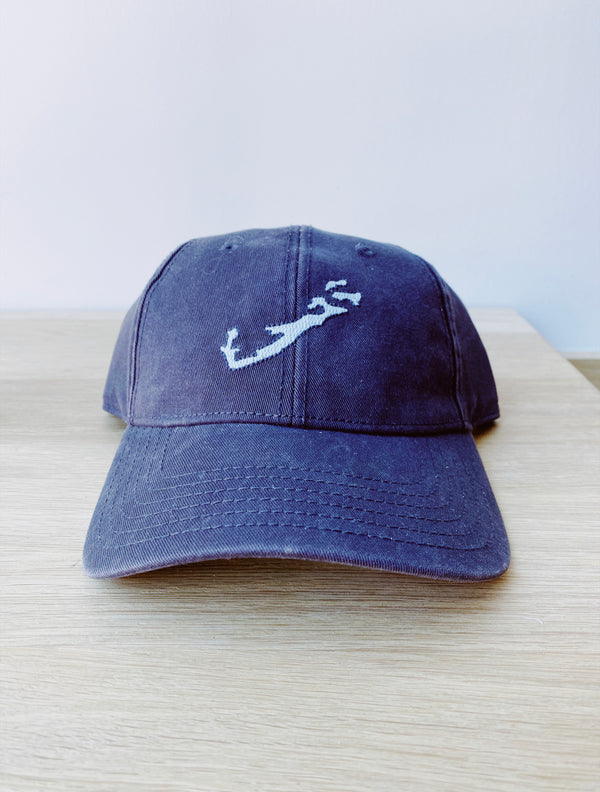 Hat Navy/LT Blue