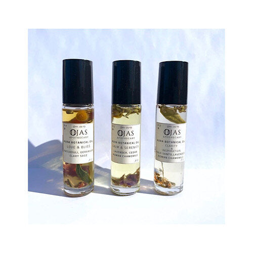 Ojas Aura Botanical Fragrance Oil - Calm & Serenity