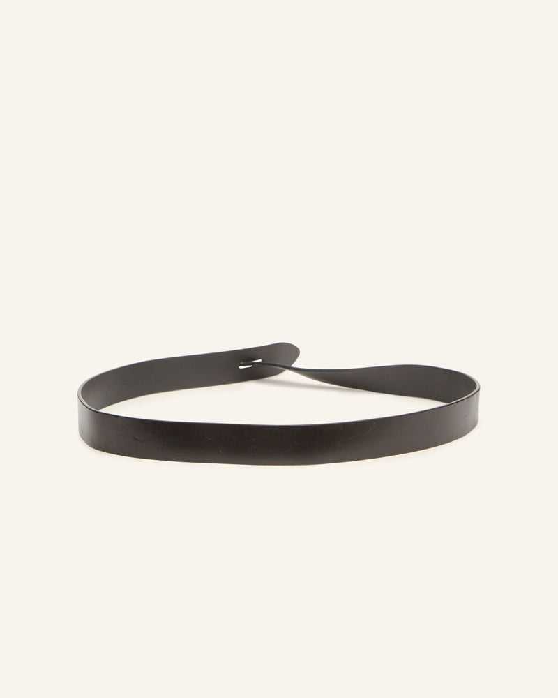 Isabel Marant Lecce Belt Black