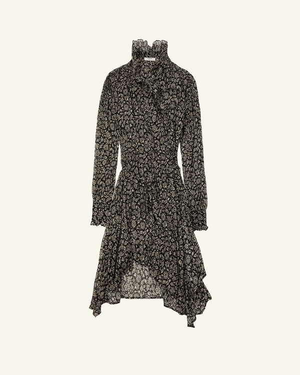 Isabel Marant Pamela Dress Black