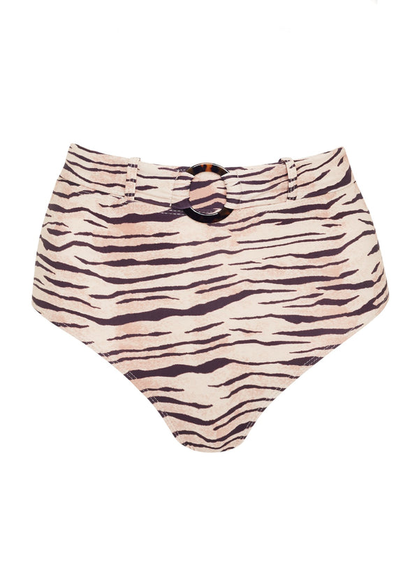 Faithfull the Brand Lavande Bottoms Wyldie Animal Print