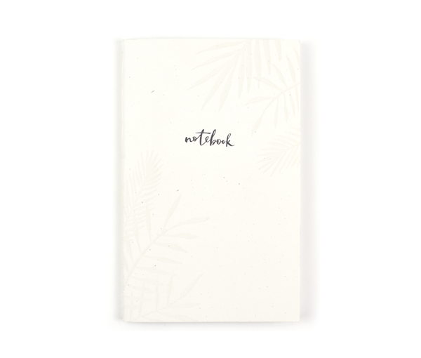 Lake Erie Design Co Ferns Notebook