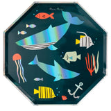 Meri Meri Under The Sea Dinner Plate