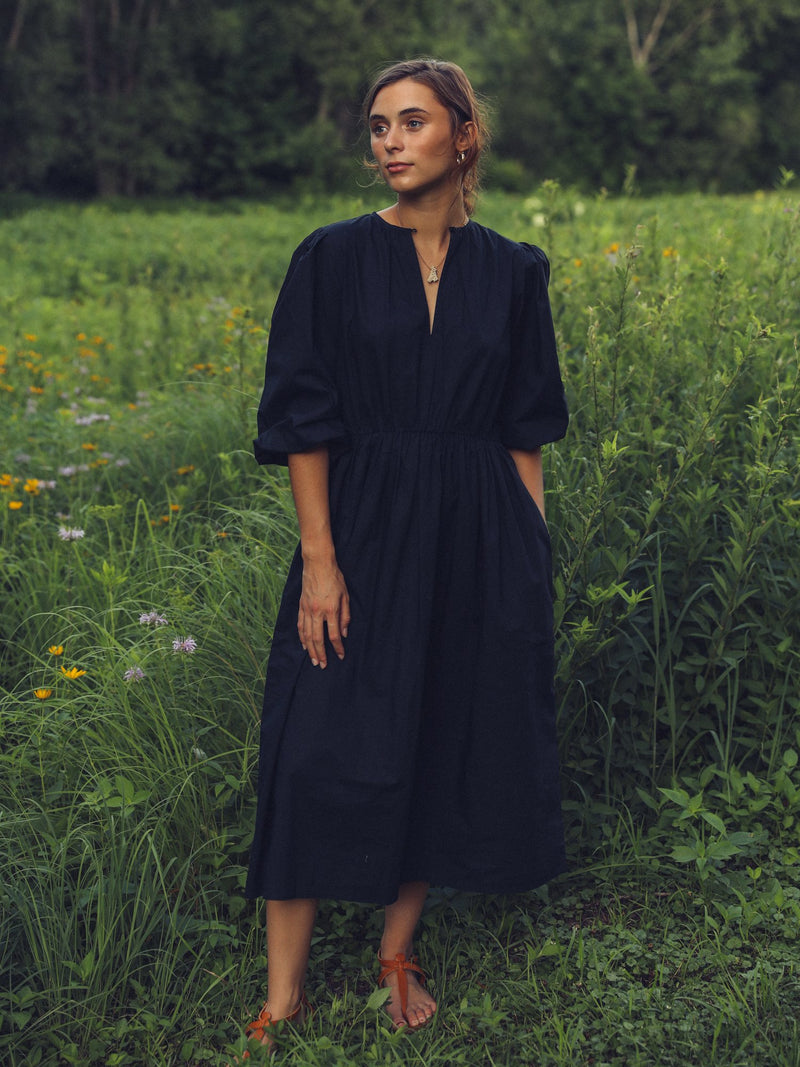 Mille Celeste Dress in Black