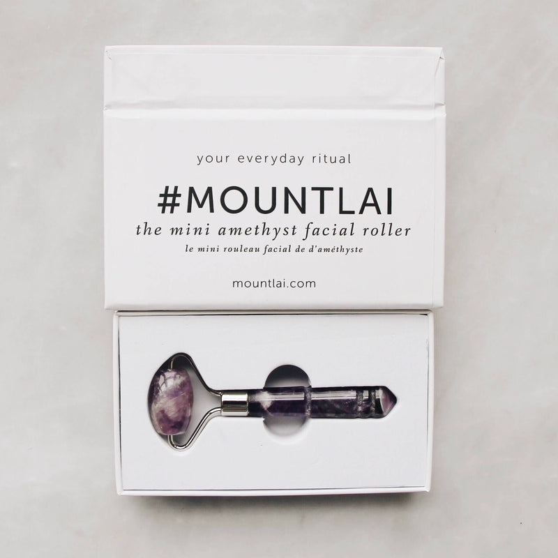 Mount Lai The Mini Amethyst Roller