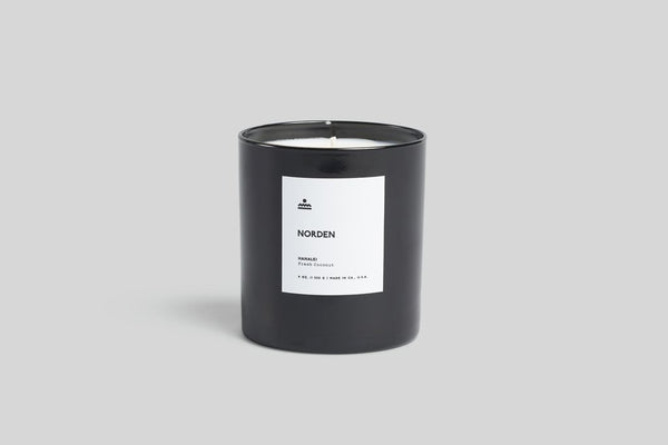 Norden Glass Candle
