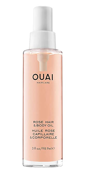 OUAI Rose Hair and Body Oil