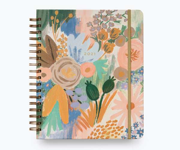 Rifle Paper Co. 2021 Luisa Hardcover Spiral Planner