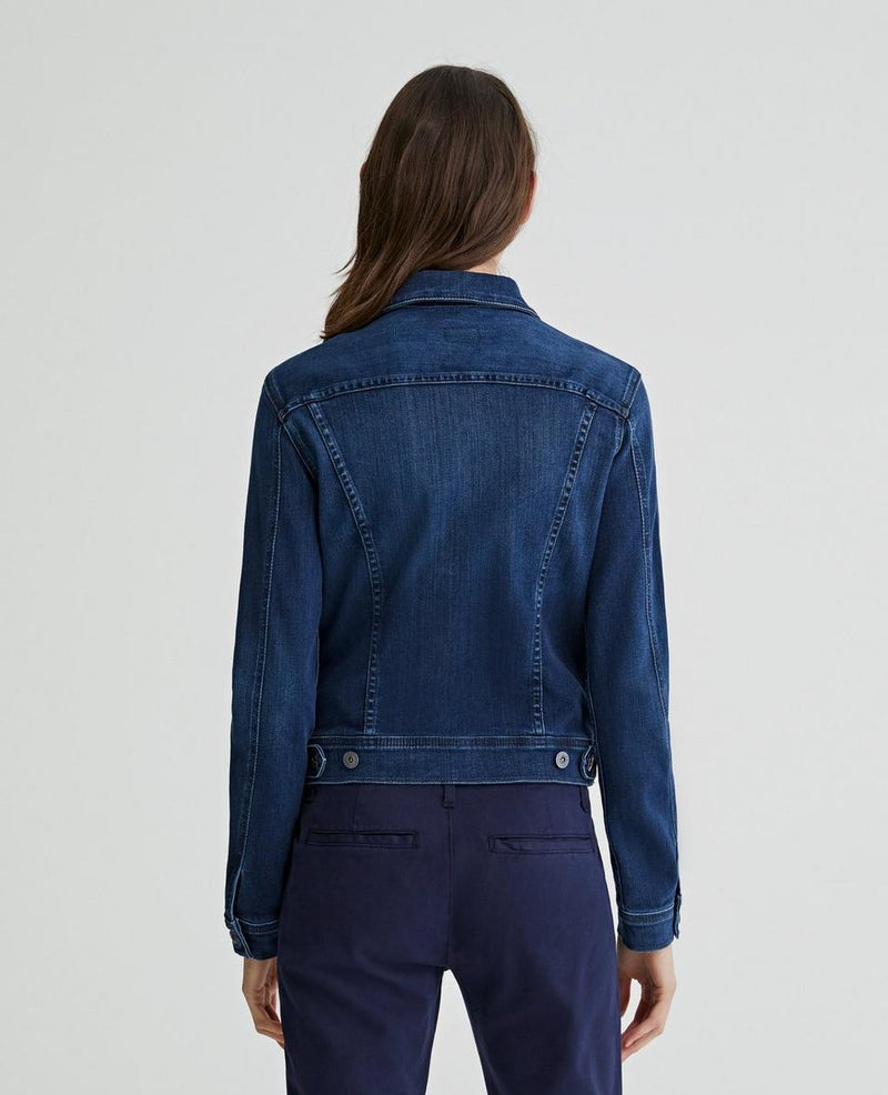 Adriano Goldschmied Robyn Jacket Pinnacle Blue