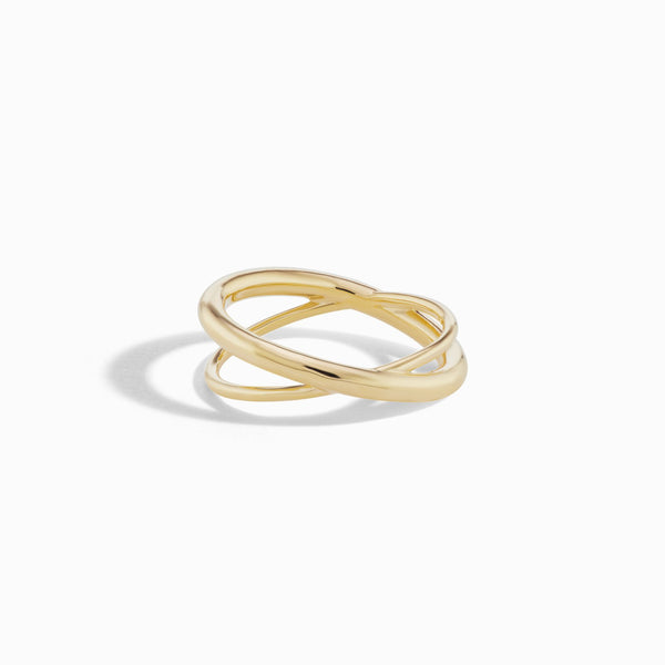 Sophie Ratner Crossover Ring