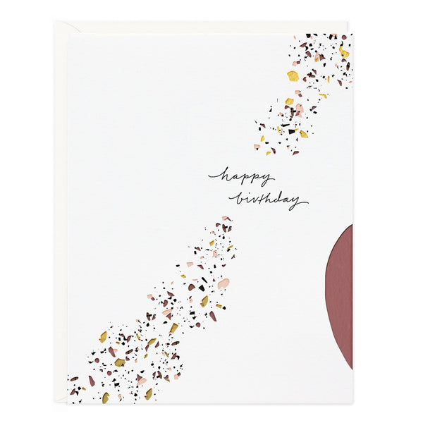 Ramona & Ruth Happy Birthday Confetti Card