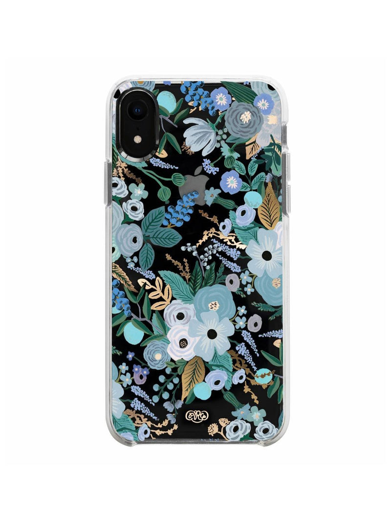 Rifle Paper Co. Clear Garden Party Rose iPhone XR Case