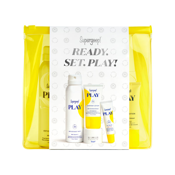 Supergoop! Ready, Set, Play Kit