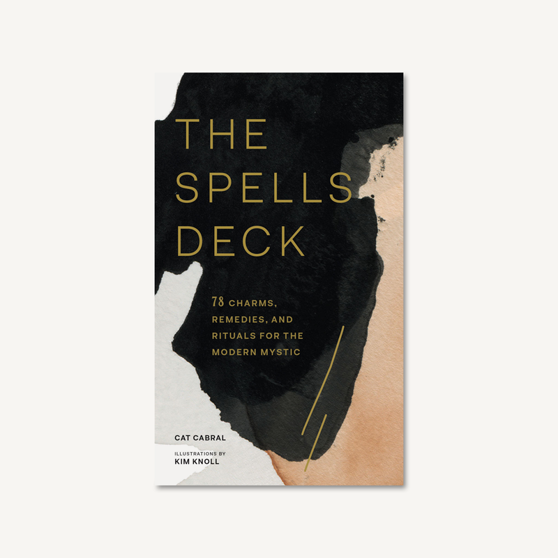 Spells Deck: 78 Charms, Remedies, and Rituals for the Modern Mystic