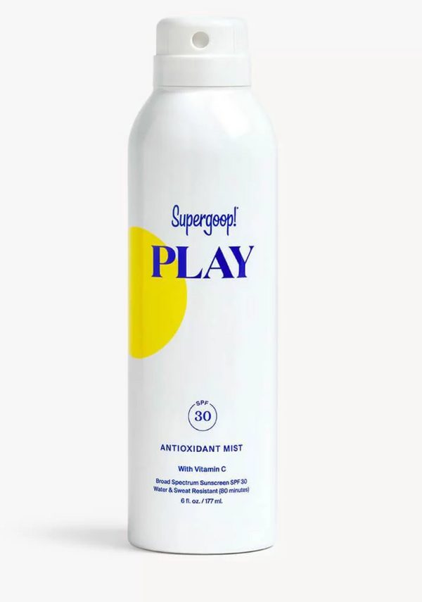 Supergoop! PLAY Antioxidant Mist SPF 30 with Vitamin C