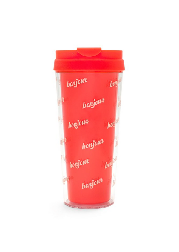 Bando Hot Stuff Thermal Mug Bonjour
