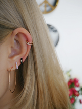 EF Collection Gold Ear Cuff (SINGLE)