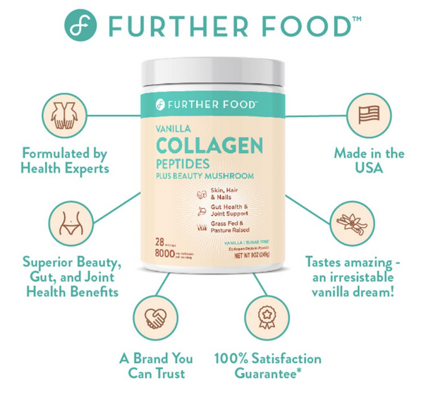Further Foods Vanilla Collagen