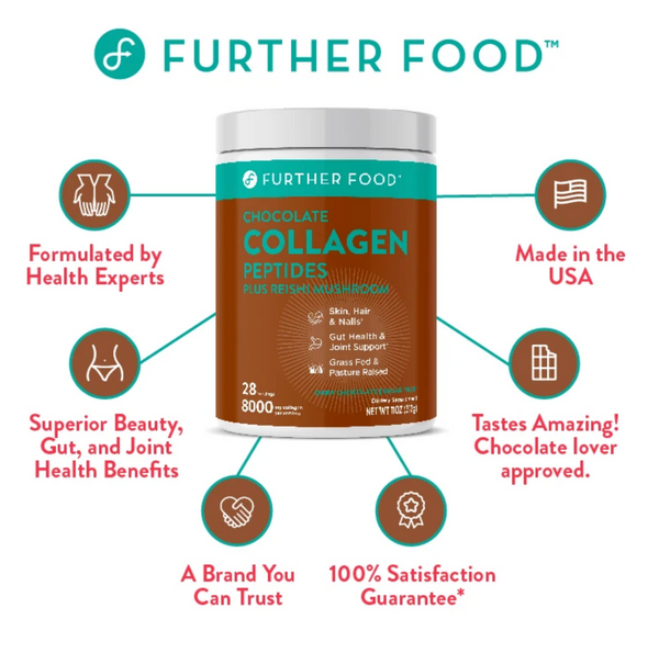 Further Food Chocolate Collagen