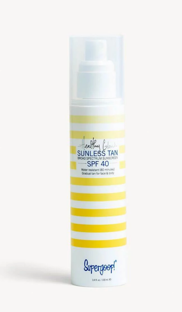 Supergoop! Healthy Glow Sunless Tan SPF40