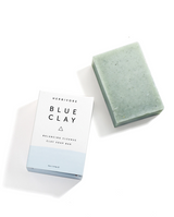 Herbivore Blue Clay Cleansing Bar Soap
